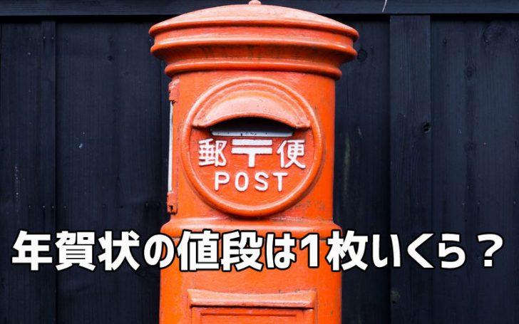年賀状 郵便はがきとして